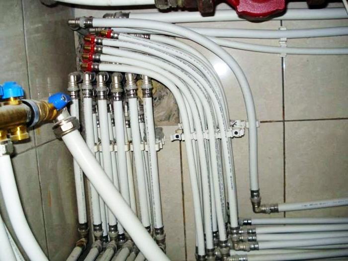 Монтаж труб пвх своими руками для водопровода 100